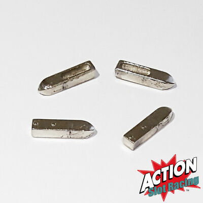 Scalextric Sport 1:32 Track Joining Pins Connectors X 4 • 2.99£