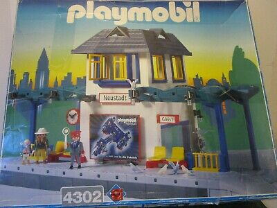 Playmobil 4302  TRAIN STATION [Spare Part Replacements]  • 4.99£