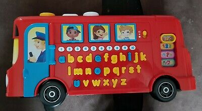 Vtech School Bus Learning Toy  • 4.19£