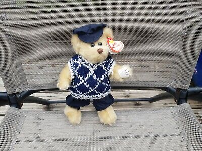 TY Teddy Bear The Attic Treasures Collection -  Mulligan  • 2.99£