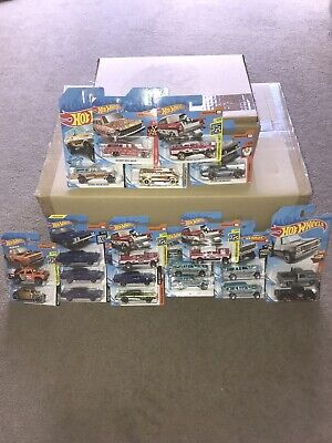 Hotwheels Joblot Bundle Of American Muscle Cars All Mint And Sealed • 6.61£