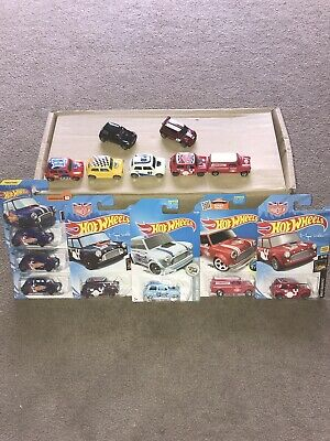 Hotwheels Joblot Bundle Of Minis All In Mint Condition  • 6.40£