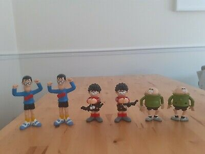 The Beano Dennis The Menance Mcdonalds Happy Meal Figure Toys • 5£