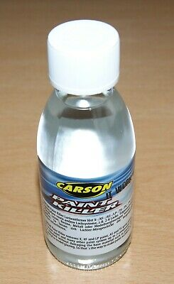 Carson 500908113/C908113 Paint Killer Colour Remover (100ML) For Tamiya Bodies • 13.49£
