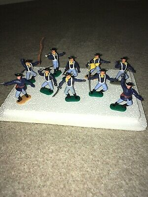 Timpo Cavalry Soldiers • 19.99£