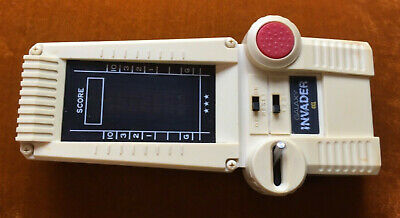 CGL Galaxy Invader LSI Handheld Electronic Game Vintage 1978 Test Fully Working • 26.99£