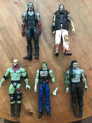 Wwe Zombie Action Figures • 29.99£