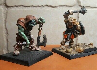 Games Workshop Warhammer Citadel Vintage Metal Miniatures: Ogre Executioner &... • 4.50£