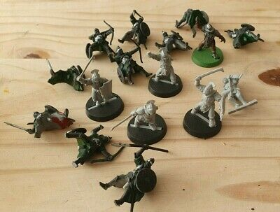 Games Workshop Lord Of The Rings Riders Of Rohan And Uruk Hai • 1£