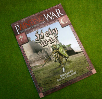 Painting War Issue #9 Holy War Book/ Magazine • 16£