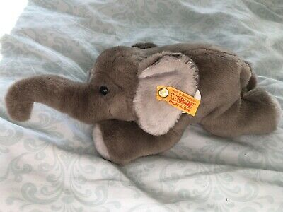 Steiff Elephant Trampili Soft Toy • 29.99£