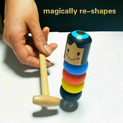 The Mr. Immortal Toy WHO CAN'T BEAT INTERESTING MAGIC TOY • 3.66£