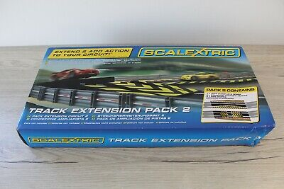 Scalextric Sport Track Extension Pack 2 C8511 Brand New Boxed • 24.25£