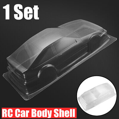 190mm Clear PVC Body Shell For Toyota AE86 1/10 Remote Control RC Car Model • 10.99£