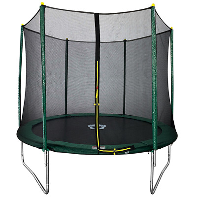 Velocity 8ft Trampoline And Safety Enclosure • 119.95£