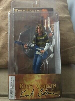 Kurt Cobain Figure New And Sealed • 75£