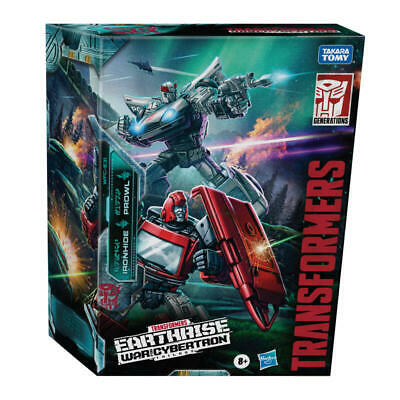 HASBRO Transformers WFC EARTHRISE DELUXE WFC-E31 [IRONHIDE & PROWL] 2-PACK • 53.86£