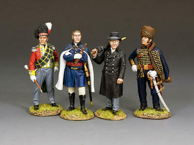 KING AND COUNTRY Napoleonic - The Wellington Command Set NA455 • 196.95£