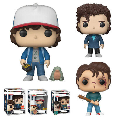 UK Funko POP Limited Edition Stranger Things Eleven DUSTIN STEVE Figure Toy Gift • 11.29£