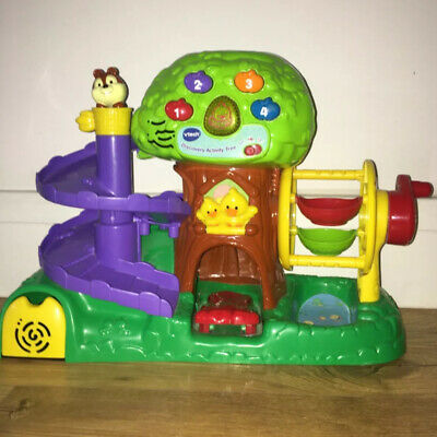 Vtech Electronic Discovery Activity Tree • 3.99£