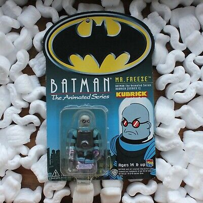 Medicom Batman Animated Series Freeze Kubrick Figure • 15.99£