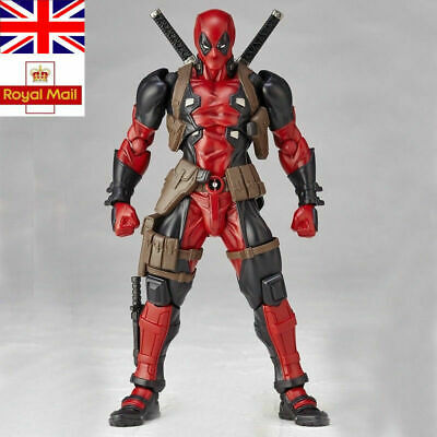 Yamaguchi Deadpool PVC Action Figure Model Collections Toy Doll Creative Gift • 14.89£