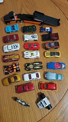 Hot Wheels Cars And Transporter 1999  Onwards • 1£