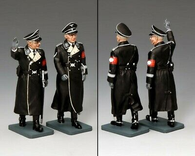 KING AND COUNTRY The Deadly Duo (black Version)  WW2 German LAH197 • 97.95£