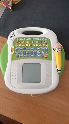 LeapFrog Mr Pencil's Scribble And Write Learning Toy (600803) • 3£