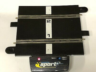 Scalexctric 1/32 Power Base Track • 2.99£