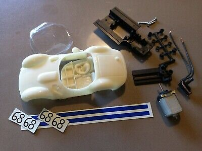 MASERATI BIRDCAGE Bodykit Inc Chassis, Motor And Guide 1/32  • 22.45£