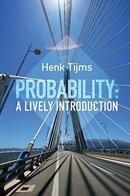 Probability: A Lively Introduction, Tijms 9781108407847 Fast Free Shipping#* • 37.21£