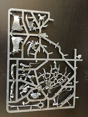 Arkhan The Black Mortarch Of Sacrament New On Sprue • 5£
