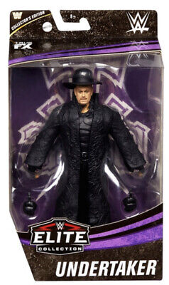 WWE Mattel Elite 79 Collectors Edition The Undertaker • 32.99£