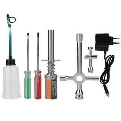 RC Nitro Starter Glow Plug Igniter W/Charger RC Truck Buggy Car For HSP Redcat • 15.99£