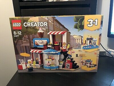 BNIB LEGO 31077 Creator 3-In-1 Modular Sweet Surprises New Sealed • 38.99£