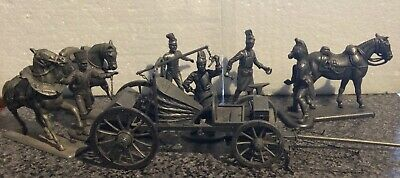 Diorama Great Army Of Napoleon Campaign Forge Metal Figurine Soldier 1/32 Atlas • 50£