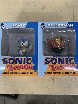 Eaglemoss Sonic The Hedgehog Classic Figurines Collection Duel Bundle • 12£