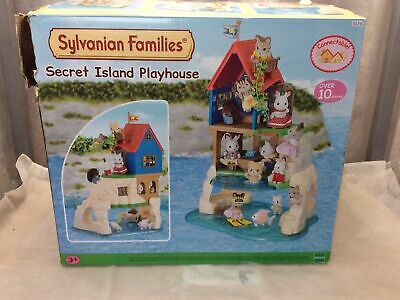 Slyvanian Family Secret Island Playset  • 35£