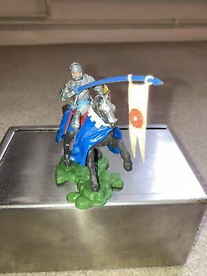Vintage Swoppet Mounted Knight • 14.99£