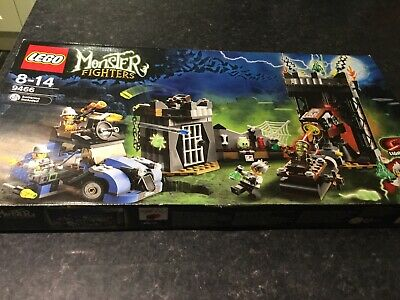 Lego Monster Fighters 9466 • 79.99£