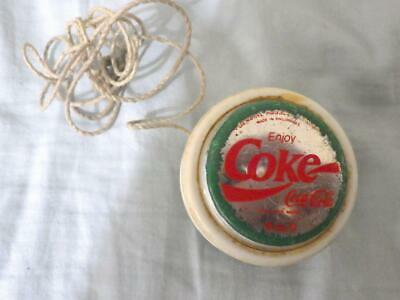 Vintage Coca Cola Gold Yo-yo Used See Photos (rc) • 9.84£
