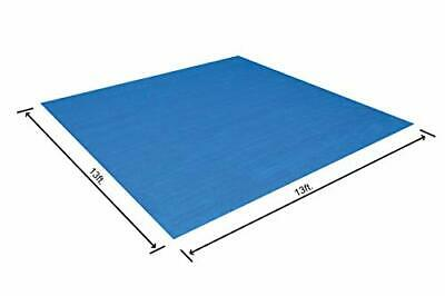 Ground Cloth Swimming Pool Floor Protector, 13 X 13 Ft • 24.99£