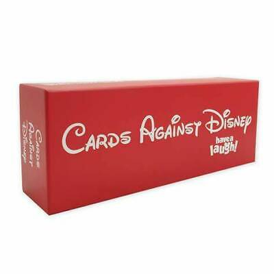 Cards Against Disney Adult Party Game Box Your Childhood Table 828 Card Games UK • 18.99£