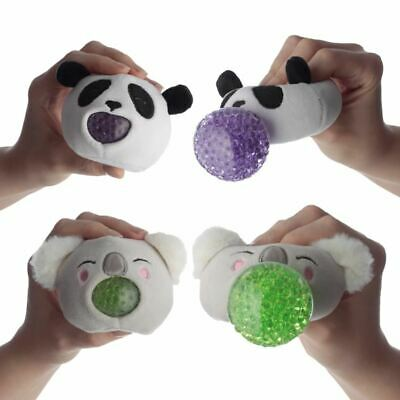 Cutiemals Plush Squeezy Zoo Animals, Christmas Gift/Present/Stocking Filler • 5.50£