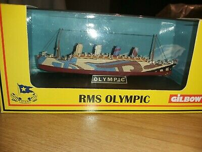 Rms Boats Olympic X2 And Britannic- 1:1750 • 89.99£