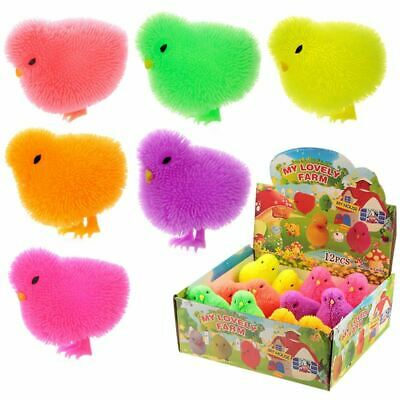 Squidgy Light Up Puff Pet Chick, Christmas Gift/Present/Stocking Filler • 1.99£