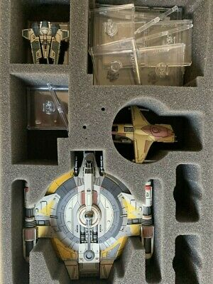 Star Wars X-wing Miniatures Scum 1st Edition 26 Ship Collection + Conversion Kit • 62£