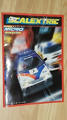 Scalextric Catalogue 1996 37th Edition • 5£