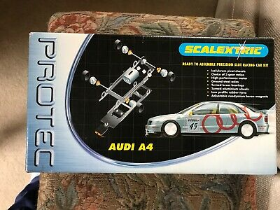 Scalextric - Ready To Assemble Precision Slot Racing Car Kit • 12.30£